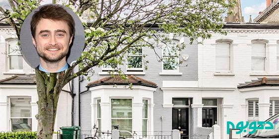 دکوراسیون منزل افراد مشهور: خانه ی کودکی بازیگر نقش هری پاتر
