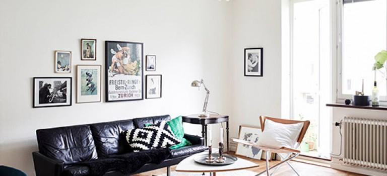 طراحی نشیمن های سفید رنگ در دکوراسیون منزل