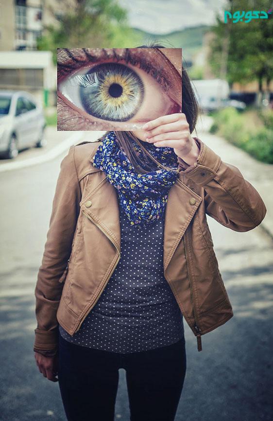 عکاسی هفته: الگو های منحصر به فرد چشم ها