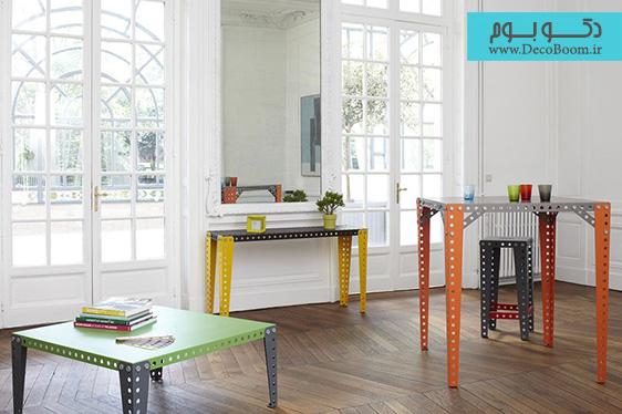 طراحی مبلمان، دکوراسیون داخلی خانه