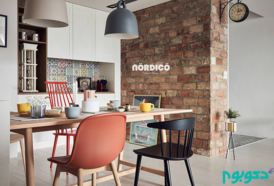 mismatched-dining-chairs-by-nordic-designers