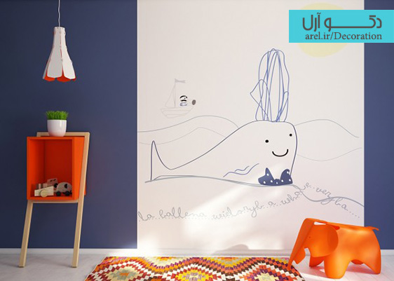 دکوراسیون داخلی، اتاق کودک