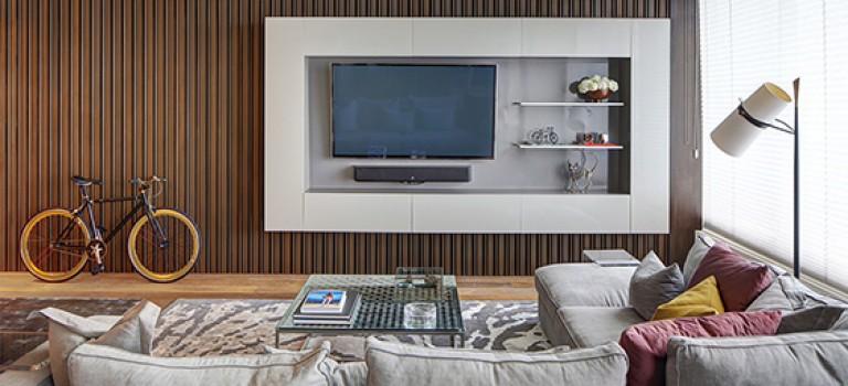 تاثیر طراحی دیوار نشیمن در دکوراسیون داخلی خانه (قسمت سوم)