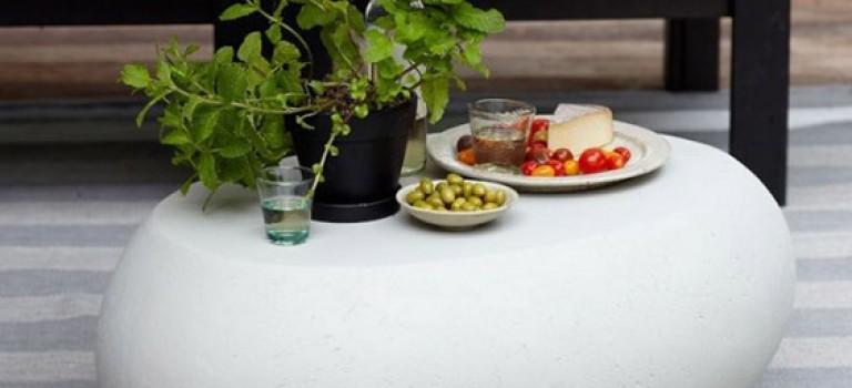 میزهای چای خوری جالب در دکوراسیون داخلی منزل
