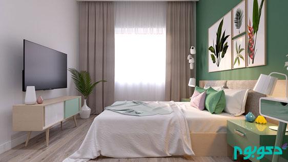 دکوراسیون داخلی آپارتمان با محدودیت متراژ
