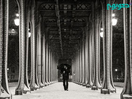 عکاسی هفته: تاثیر بی نظیر تقارن در عکاسی