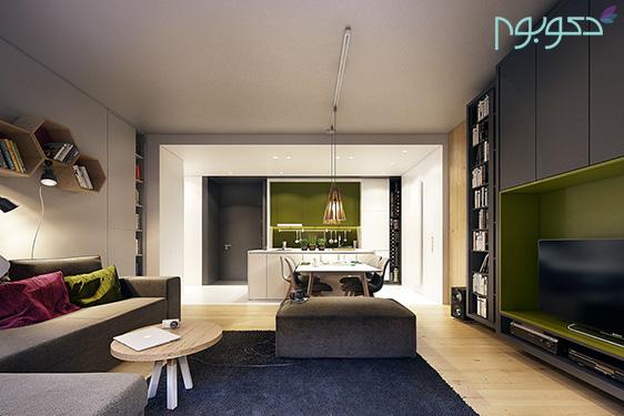 دکوراسیون داخلی خانه، طراحی داخلی منزل
