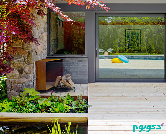 طراحی داخلی خانه ویلایی