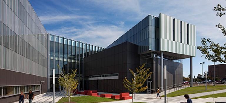 معماری داخلی دانشگاه A&T