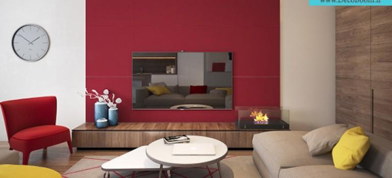 چه رنگی برای خانه من مناسب است؟ قرمز