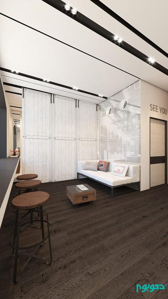 خلاقیت در دکوراسیون داخلی آپارتمان با محدودیت متراژ (قسمت دوم)