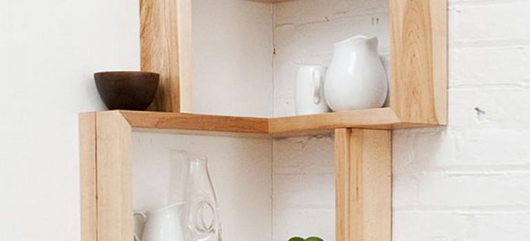 مدل هایی برای طراحی شلف و قفسه های دیواری