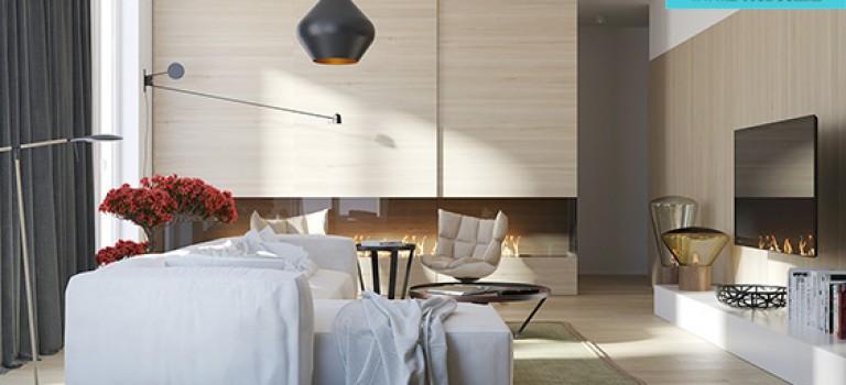 رنگ های خنثی، ایجاد کننده آرامش در دکوراسیون خانه