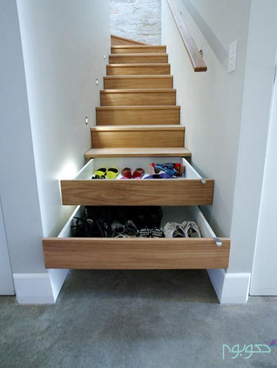 قفسه ی کفش، ضرورتی در دکوراسیون داخلی منزل
