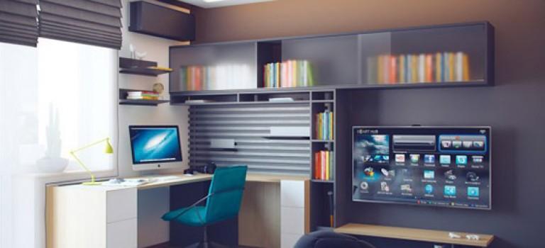 دکوراسیون داخلی اتاق خواب نوجوان (قسمت اول)
