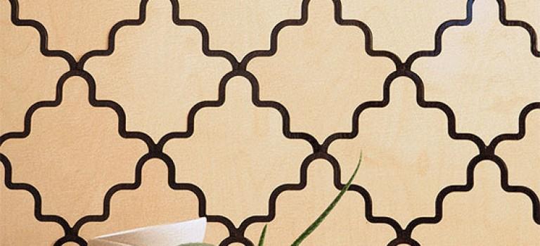 طراحی خلاقانه دیوارها