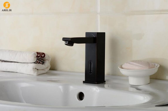 قسمت دوم : چند نمونه طراحی جدید و مدرن برای شیر آب