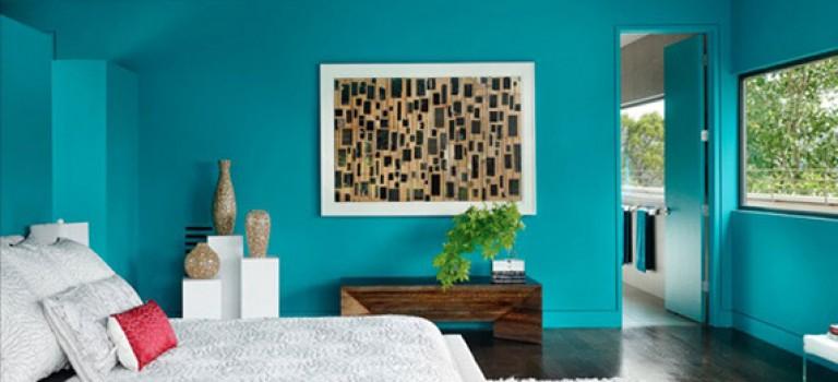 ایده هایی برای رنگ دیوار اتاق خواب: رنگ شخصیت شما کدام است؟