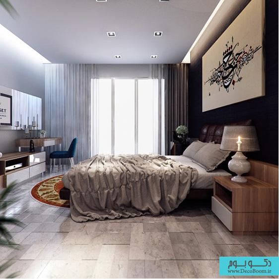 طراحی داخلی خانه، دکوراسیون داخلی منزل ایرانی