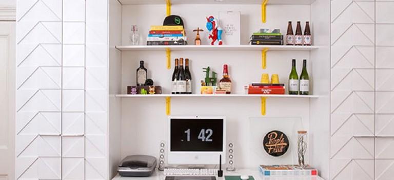 دکوراسیون دفتر کار خانگی خود را متحول کنید