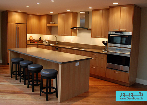 نورپردازی آشپزخانه