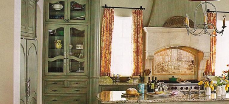 دکوراسیون داخلی آشپزخانه ایتالیایی