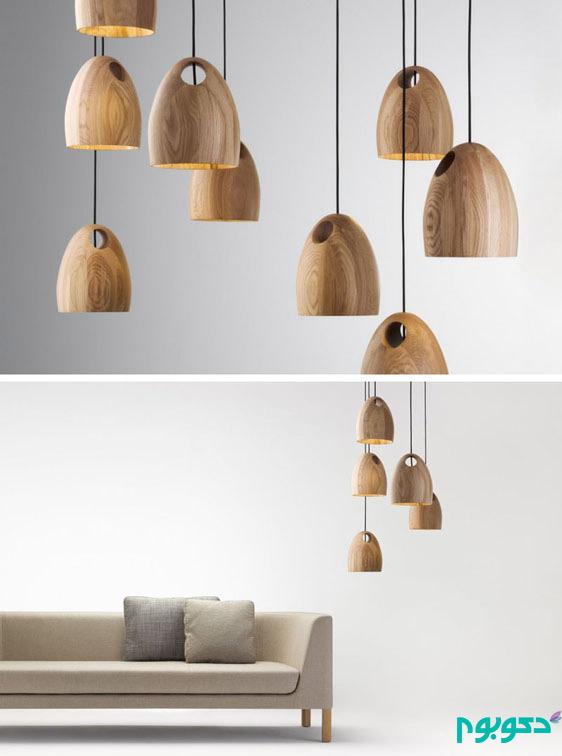 لوسترهای چوبی، گرما و انرژی خانه
