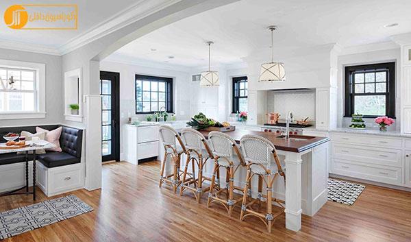 دکورایون داخلی آشپزخانه