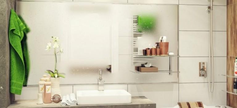 دکوراسیون داخلی سرویس بهداشتی کوچک