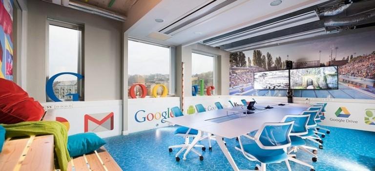 دفتر کار گوگل در بوداپست
