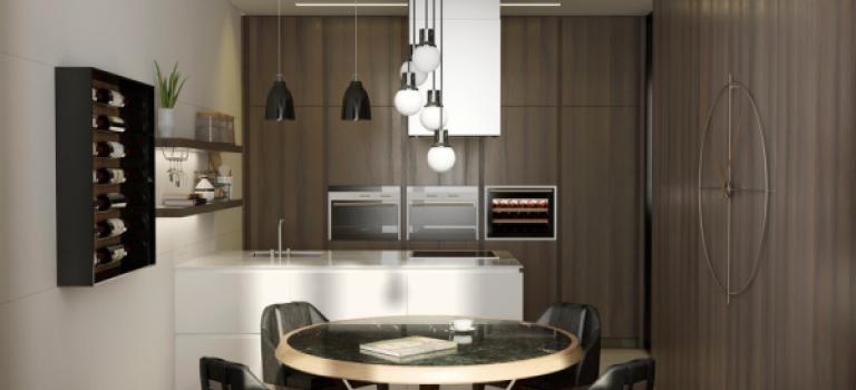 بررسی دکور ۲ آشپزخانه، مناسب هر خانه ای