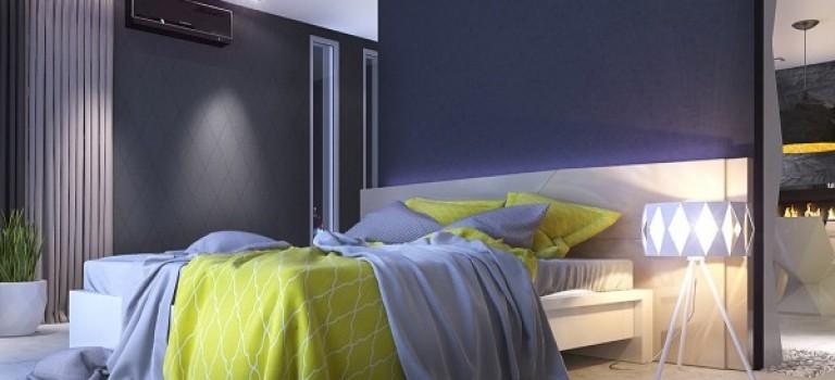 اتاق خواب و سرویس خواب های مدرن