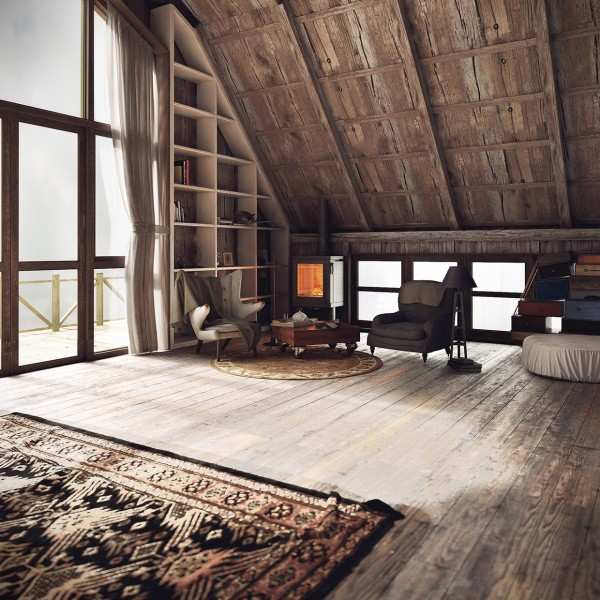 دکوراسیون داخلی خانه به سبک محلی