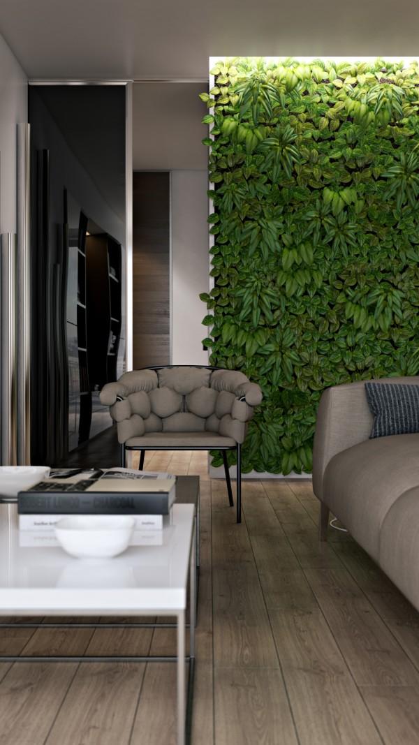 کاربرد گل و گیاه در دکوراسیون داخلی منزل