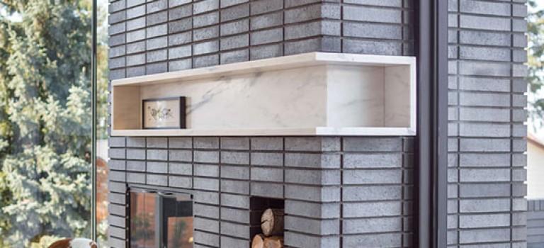 طراحی و دکوراسیون داخلی منزل : ۷ ایده در طراحی شومینه های مدرن
