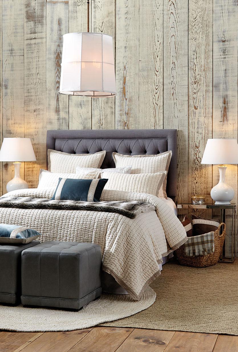 ایده هایی برای اتاق خواب روستیک