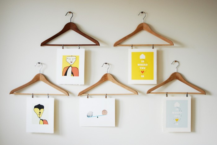ایده هایی برای نصب تابلو در خانه