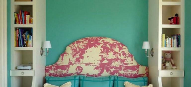 استفاده از رنگ آبی لاجوردی در دکوراسیون داخلی منزل