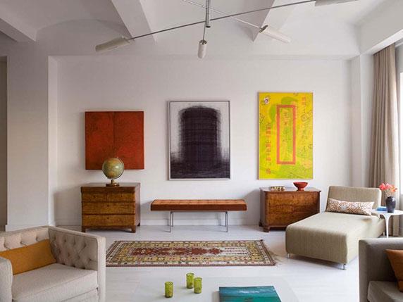 رنگ اتاق نشیمن،اتاق نشیمن