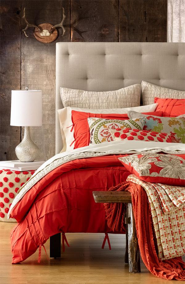 چند ایده برای تم تک رنگ در دکوراسیون داخلی اتاق خواب