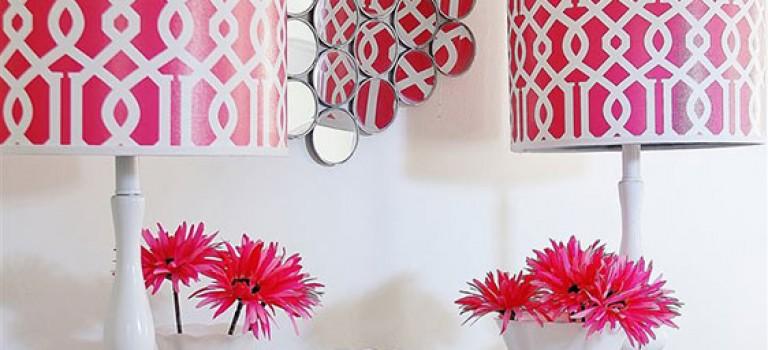 استفاده از آینه در دکوراسیون داخلی منزل : ۱۰ ایده