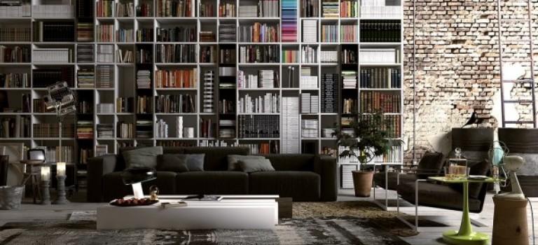 کاربرد کتابخانه ی خانگی در دکوراسیون داخلی