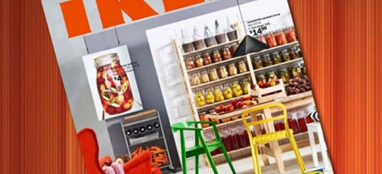 مجله ۲۰۱۴ طراحی و دکوراسیون داخلی Ikea