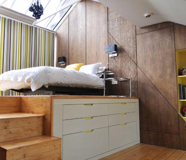 ایده هایی برای حداکثر استفاده از فضای خانه