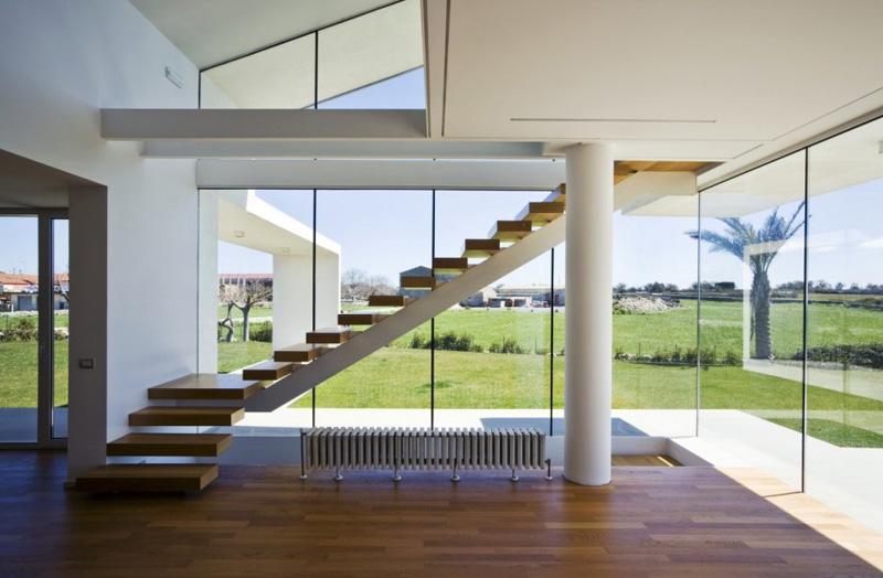 12 ایده ی مدرن برای پله