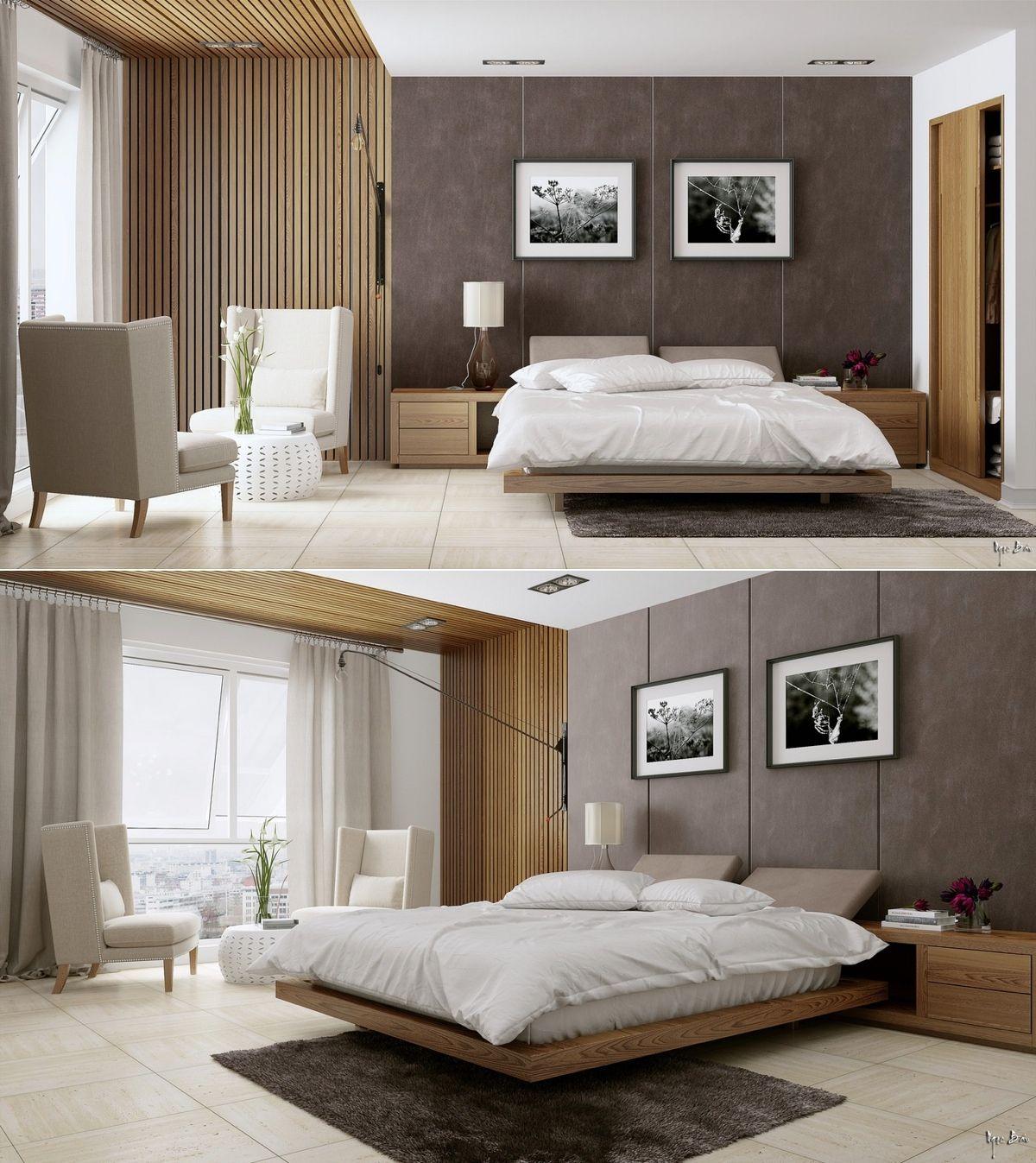 چند ایده برای تخت های معلق