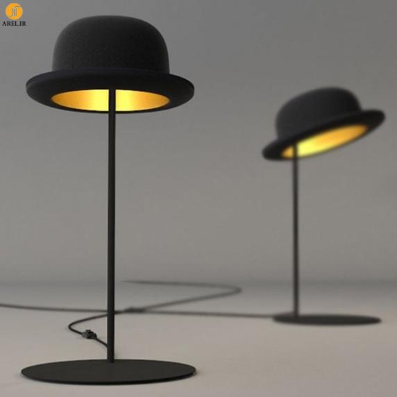 ایده هایی برای چراغ های رومیزی
