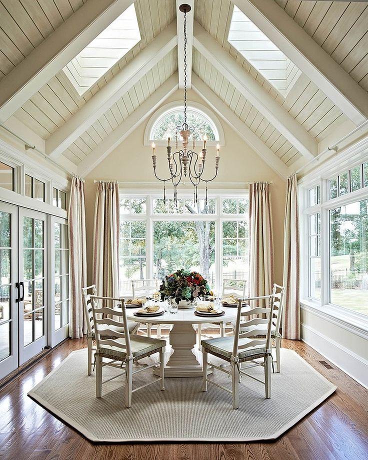 با سقف شیروانی در دکوراسیون داخلی چه کنیم؟