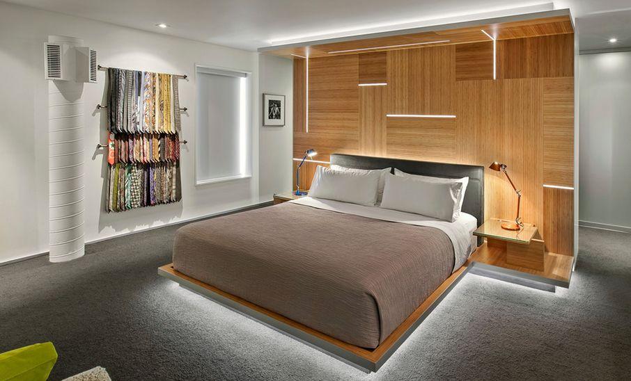 چند ایده برای تخت خواب های معلق