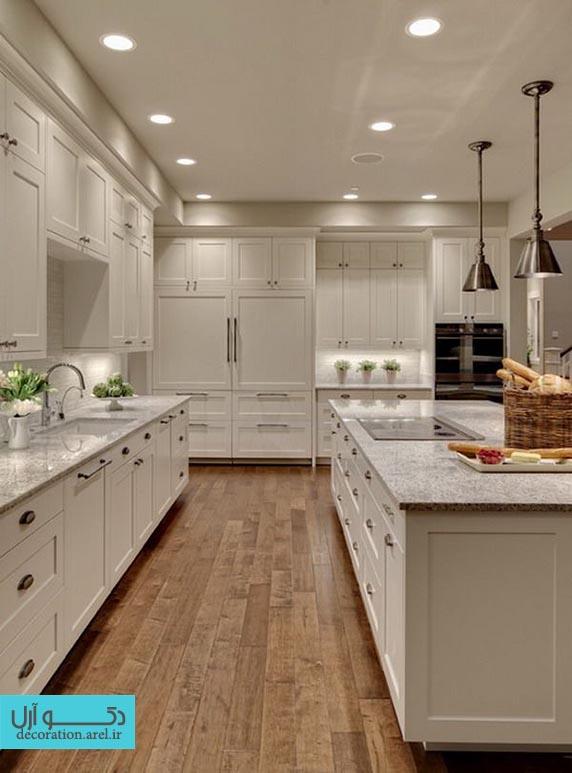 ایده هایی برای کابینت آشپزخانه